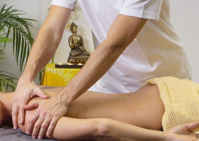 Massage med en Flowgun Go!